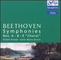 Beethoven: Symphonies Nos. 6 - 9 - Anna Reynolds (contralto); John Shirley-Quirk (vocals); Robert Tear (tenor); Sheila Armstrong (soprano)