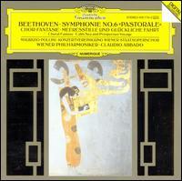 Beethoven: Symphony No. 6; Fantasia - Andreas Esders (tenor); Elisabeth Mach (contralto); Gabriele Lechner (soprano); Gerhard Eder (bass); Gretchen Eder (soprano);...