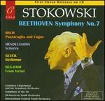 Beethoven: Symphony No. 7; Bach: Passacaglia and Fugue; Mendelssohn: Scherzo; Gluck: Sicilienne; Ben-Haim: From Israe