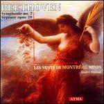 Beethoven: Symphony No. 7; Septet, Op. 20, arranged for winds