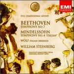 Beethoven: Symphony No. 7; Wolf: Italian Serenade
