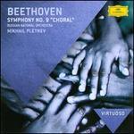 Beethoven: Symphony No. 9 'Choral' - Angela Denoke (soprano); Endrik Wottrich (tenor); Marianna Tarasova (mezzo-soprano); Matthias Goerne (baritone); Russian National Orchestra; Mikhail Pletnev (conductor)