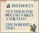 Beethoven: Ten Trios for Piano, Violin and Cello