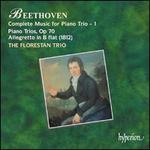 Beethoven: The Complete Music for Piano Trio, Vol. 1