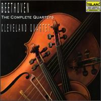Beethoven: The Complete Quartets - Cleveland Quartet; Cleveland Quartet (strings); James Dunham (viola); Paul Katz (cello); Peter Salaff (violin);...