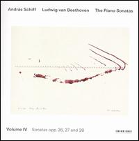 Beethoven: The Piano Sonatas, Vol. 4 - Opp. 26, 27 & 28 - András Schiff (piano)