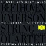 Beethoven: The String Quartets - David Finckel (cello); Emerson String Quartet (strings); Emerson String Quartet; Eugene Drucker (violin); Lawrence Dutton (viola); Philip Setzer (violin)