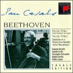 "Beethoven: Trios Op. 70 No. 1 ""Ghost"" & No. 2; Variations on a Theme from Handel's Judas Maccabaeus"