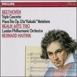 Beethoven: Triple Concerto; Kakadu Variations