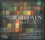 Beethoven: Triple Concerto, Op. 56; Piano Trio in C minor, Op. 1/3