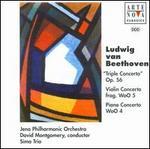Beethoven: Triple Concerto, Op. 56; Violin Concerto (frag.), WoO 5; Piano Concerto, WoO 4
