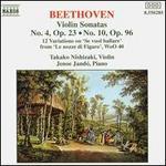 Beethoven: Violin Sonatas 4 & 10, etc.