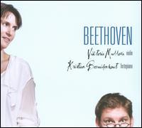 Beethoven: Violin Sonatas Nos. 3 & 9 - Kristian Bezuidenhout (fortepiano); Viktoria Mullova (violin)