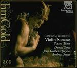 Beethoven: Violin Sonatas; Piano Trios