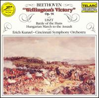 Beethoven: Wellington's Victory; Liszt: Battle of the Huns; Hungarian March to the Assault - Cincinnati Symphony Orchestra; Erich Kunzel (conductor)