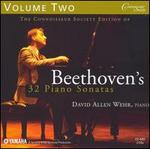 Beethoven's 32 Piano Sonatas, Vol. 2