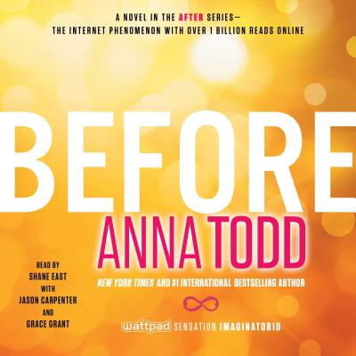 Before - Todd, Anna