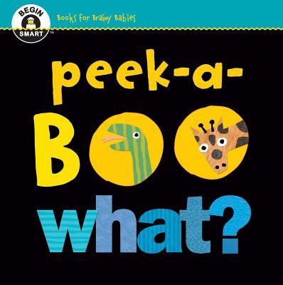 Begin SmartPeek-a-Boo What? -