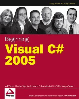 Beginning Visual C# - Watson, Karli, and Nagel, Christian, and Pedersen, Jacob Hammer