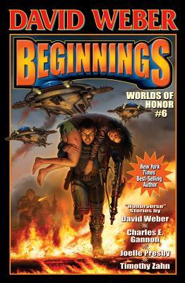 Beginnings: Worlds of Honor 6 - Weber, David (Editor)