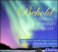 Behold This Heavenly Night - Anthony Ross (cello); Charles Gray (viola); Charles Hodgson (french horn); Charles Kemper (piano); Charles Kemper (celeste);...