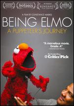 Being Elmo - Constance Marks