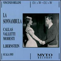 Bellini: La Sonnambula - Cesare Valletti (vocals); Eugenia Ratti (vocals); Gabriella Carturan (vocals); Giuseppe Modesti (vocals);...