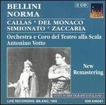 Bellini: Norma - Giulietta Simionato (vocals); Maria Callas (vocals); Mario del Monaco (vocals); Nicola Zaccaria (vocals);...