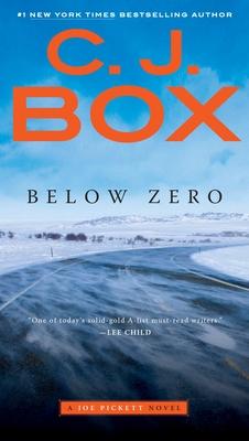 Below Zero - Box, C J