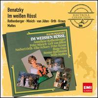 Benatzky: Im weißen Rössl - Anneliese Rothenberger (vocals); Benno Hoffmann (vocals); Elke Schary (vocals); Grit van Jüten (vocals); Hans Putz (vocals);...