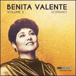Benita Valente, Vol. 2