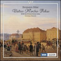 Benjamin Bilse: Waltzes; Marches; Polkas - WDR Sinfonieorchester K�ln; Christian Simonis (conductor)