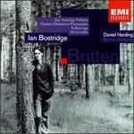 Benjamin Britten: Our Hunting Fathers; Quatre Chansona Française; Folksongs; Sinfonietta