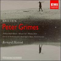 Benjamin Britten: Peter Grimes, Op. 33 - Anthony Rolfe Johnson (tenor); Christopher Keyte (vocals); Christopher Lackner (vocals); David Greenwood (sound effects);...