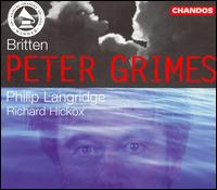 Benjamin Britten: Peter Grimes - Alan Opie (baritone); Ameral Gunson (contralto); Anne Collins (mezzo-soprano); Janice Watson (soprano); John Connell (bass);...