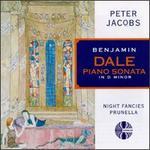 Benjamin Dale: Piano Sonata in D minor