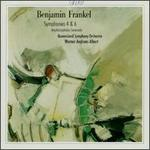 Benjamin Frankel: Symphonies Nos. 4 & 6