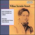 Bennett: Piano Concertos Nos. 1 & 3; Caprice