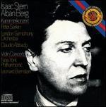 Berg: Kammerkonzert; Violin Concerto