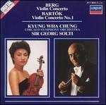 Berg: Violin Concerto; Bartók: Violin Concerto No. 1