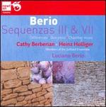 Berio: Sequenzas III & VII