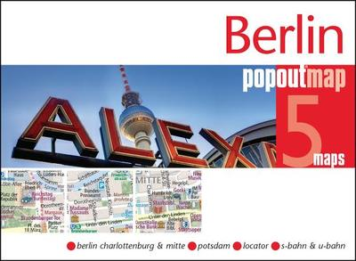 Berlin Popout Map -