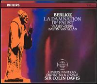 Berlioz: Damnation of Faust - Alex Taylor (viola); Ambrosian Singers; Geoffrey Browne (horn); Gillian Knight (vocals); Josephine Veasey (soprano);...