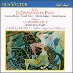 Berlioz/Debussy: La Damnation De Faust/La Demoiselle Élue