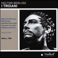 Berlioz: I Troiani - Adriana Lazzarini (vocals); Agostino Ferrin (vocals); Antonio Cassinelli (vocals); Dario Caselli (vocals);...