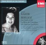 Berlioz: Les Nuits d'�t�; La Mort de Cl�op�tre; Les Troyens (Excerpts)