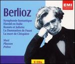 Berlioz: Symphonie fantastique; Harold en Italie; Roméo et Juliette; La Damnation de Faust; La mort de Cléopâtre [Box
