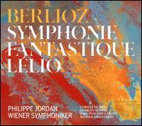 Berlioz: Symphonie fantastique; Lélio - Cyrille Dubois (tenor); Florian Sempey (baritone); Ingrid Marsoner (piano); Jean-Philippe LaFont;...
