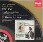 """Berlioz: Symphonie fantastique; Overture """"Le Corsaire""""; Royal Hunt & Storm; Trojan March (""""Les Troyens"""")"""