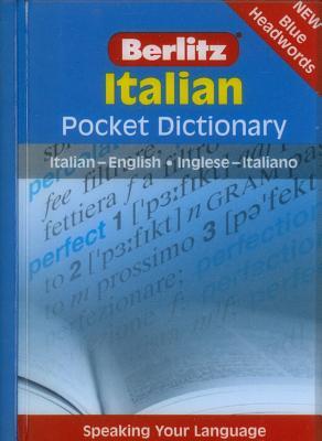 Berlitz: Italian Pocket Dictionary -